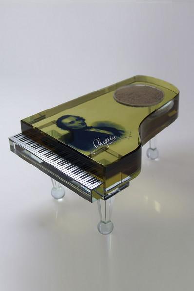 STATUETTA PIANOFORTE